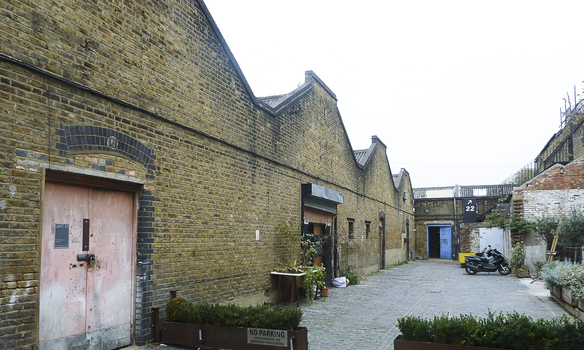 CLAPTON WAREHOUSES